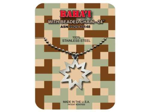 Genuine GI JEWELRY, U.S. Military, BAHA