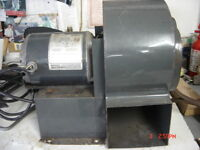 Direct Drive 1/2 Horse motor/blower combination