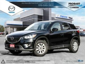 2015 Mazda CX-5 | Moonroof | Heated Seats | Blindspot Detect | B