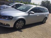 PCO Car Hire Volkswagen Passat Estate £110.00 per week
