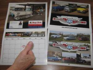 14 Month Calendar to raise $$$$ for  our Kid's Charities
