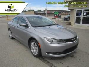 2016 Chrysler 200 200 LX   - Low Mileage