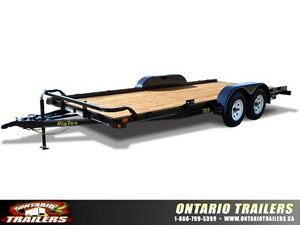 Big Tex 70CH Tandem Axle Car Hauler