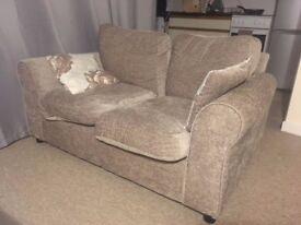 Double Sofa small tessa mink
