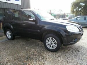 2009 Ford Escape ZD Black 4 Speed Automatic Wagon Bayswater North Maroondah Area Preview
