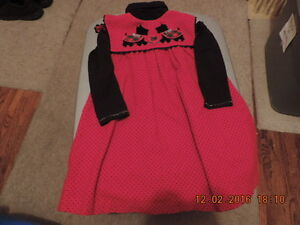 Girl's Size 4T Holiday Dress