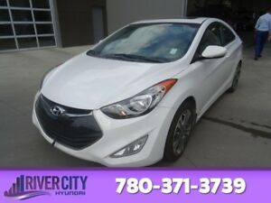 2013 Hyundai Elantra Coupe LIMITED COUPE Navigation (GPS),  Leat