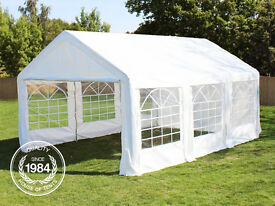 Perfect 03x06 Garden Marquee for Event & Party 06x03 Gazebo Tent - Unused - Special Price