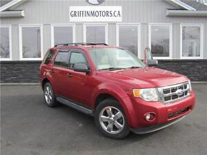 REDUCED!!!2012 Ford Escape XLT 4X4 Only $107 B/W TaxIn OAC