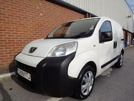 2009 PEUGEOT BIPPER 1.4 HDi 70 S 2 SIDE LOAD DOORS