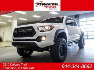 2017 Toyota Tacoma TRD OFF ROAD CUSTOM TRAIL EDITION!!
