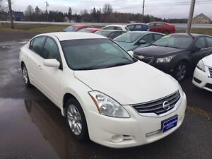 2010 Nissan Altima 2.5 4dr Sdn