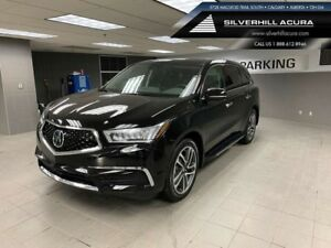 2017 Acura MDX Navigation Package SH-AWD