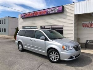 2012 Chrysler Town & Country Touring DVD SYSTEM