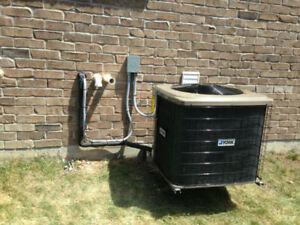 Central Air Conditioner Service, Repair, Replace, Relocate Topup