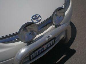 2002 Toyota Tarago ACR30R GLX White 4 Speed Automatic Wagon Victoria Park Victoria Park Area Preview