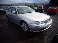 2002 Rover 75 1.8 Petrol 115,000 Miles Great Driver Good Cylinder Head £595