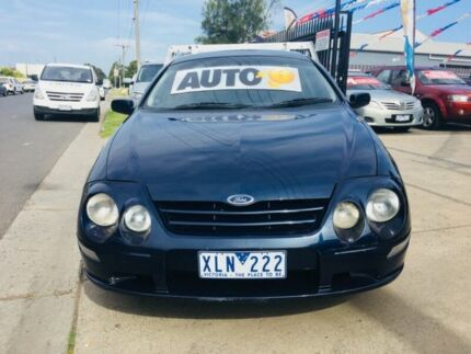 2002 Ford Falcon Auii XR6 VCT 4 Speed Automatic Utility