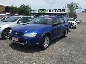 2006 Holden Adventra VZ SX6 Blue 4 Speed Auto Active Select Wagon Winnellie Darwin City Preview