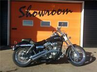 2009 Harley Davidson super glide custom - only 14000 miles