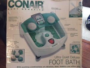 Conair Delux Foot-bath London Ontario image 1