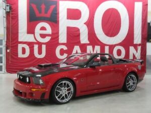 Ford Mustang GT CONVERTIBLE ROUSH  2007