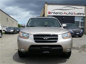 2008 Hyundai Santa Fe GLS 5-Pass AWD ONE OWNER!!!