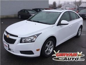 Chevrolet Cruze 2LT Cuir Toit Ouvrant A/C MAGS 2014