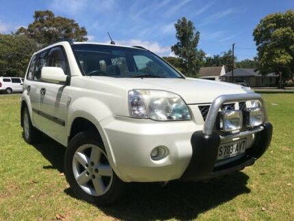 2007 Nissan X-Trail T30 II MY06 ST-S White 5 Speed Manual Wagon Somerton Park Holdfast Bay Preview