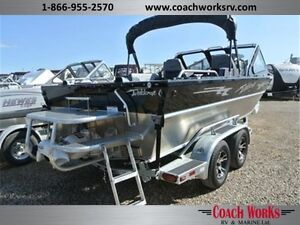 Save 5 Grand On a Brand New 20' Weldcraft Sabre ... Call MIKE Edmonton Edmonton Area image 2