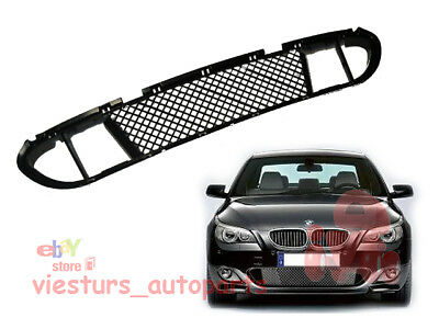 BMW 5 E60 E61 2003-2010 M Sport Pare-chocs avant centre RH Lower Grill Trim LH