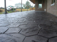 Concrete sealing and Asphalt