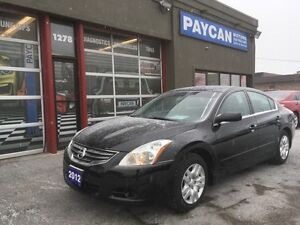 2012 Nissan Altima 2.5 S | WE'LL BUY YOUR VEHICLE!