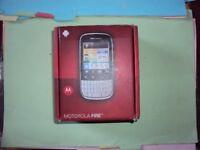 Motorola Fire Mobile Phone