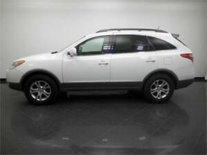 2012 Hyundai Veracruz GLS-AWD/7 pass/Leather/Sunroof/We Finance