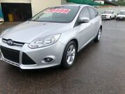 2014 Ford Focus LW MK2 MY14 Trend Silver 6 Speed Automatic Hatchback Berrimah Darwin City Preview