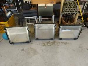 3 Large Industrial Lights Beechboro Swan Area Preview