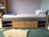 Studio Bed Good condition