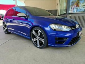 2015 Volkswagen Golf R Blue Automatic Hatchback Mackay Mackay City Preview