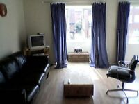 Bright, Secure, Fully furnished 2 dbl bedroom first floor flat NEW CROSS/GATE - private landlord