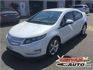 Chevrolet Volt Electric Navigation Cuir A/C MAGS 2015
