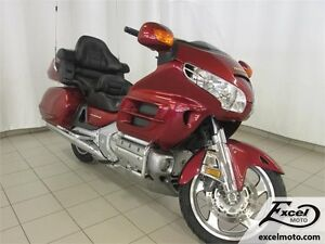 2001 HONDA GOLDWING 1800 ROUGE