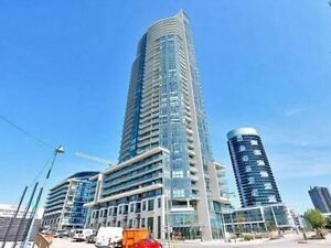 "Lakeshore West ""Ocean Club"" Condo 625 Sqft + Balcony"