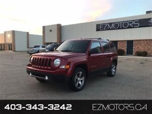 2016 Jeep Patriot High Altitude|LEATHER|NAV|SUNROOF|4X4