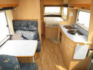 Sunliner Eurohaus – LARGE BATHROOM – LOW KMS