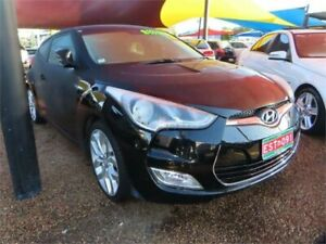 2012 Hyundai Veloster FS + Coupe 6 Speed Manual Hatchback Minchinbury Blacktown Area Preview