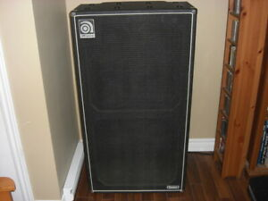 Ampeg SVT-810E (Échange Possible)