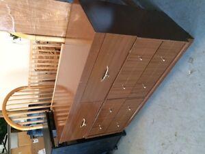 Dresser: Real Wood