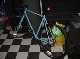 Genesis Day One, Single speed road bike