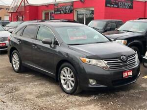 2009 Toyota Venza ONLY 67km!! **ONE OWNER**